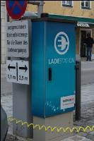 Elektro Ladestation 7