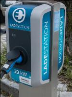 Elektro Ladestation 1