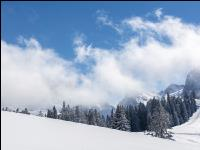 Winter im Gebirge 8
