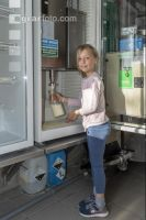Trinkmilch Milchautomat 5