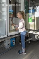 Trinkmilch Milchautomat 4