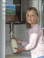 Trinkmilch Milchautomat 3