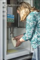 Trinkmilch Milchautomat 1